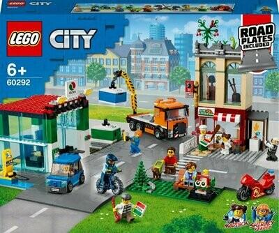LEGO City 60292 Linnakeskus