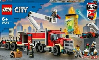 LEGO City Fire 60282 tuletõrjekomando