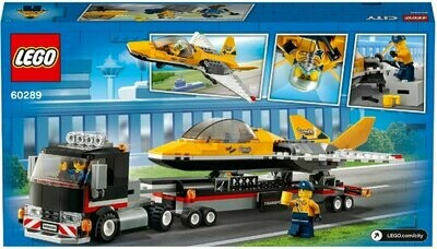 LEGO City Great Vehicles 60289