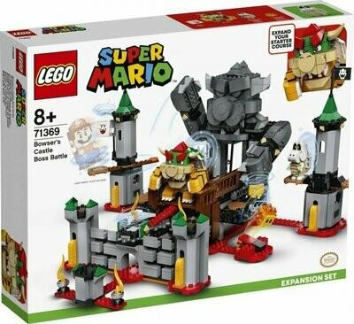 LEGO Super Mario 71369 Bowser Castle Boss Battle