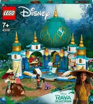 LEGO Disney Princess 43181 - Raya and the Heart Palace
