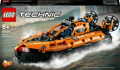 LEGO Technic 42120 - Rescue Hovercraft