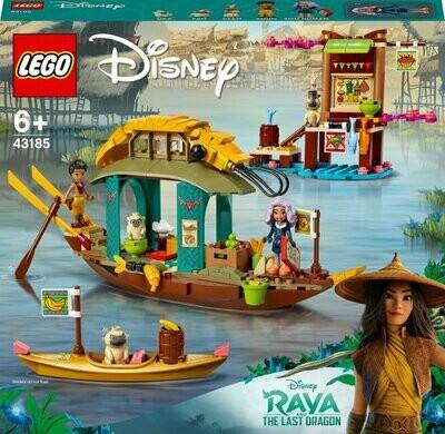 LEGO Disney Princess 43185 - Boun's Boat