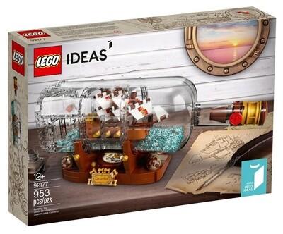 LEGO Ideas 92177 Ship in a Bottle
