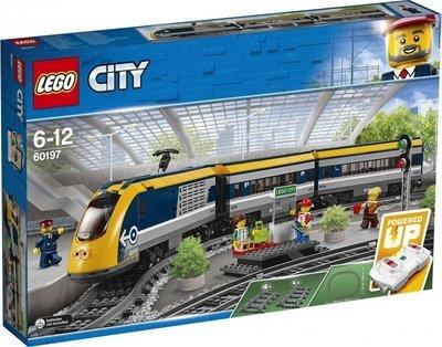 LEGO linnarongid 60197 - reisirong