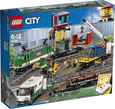 LEGO linnarongid 60198 - kaubarong
