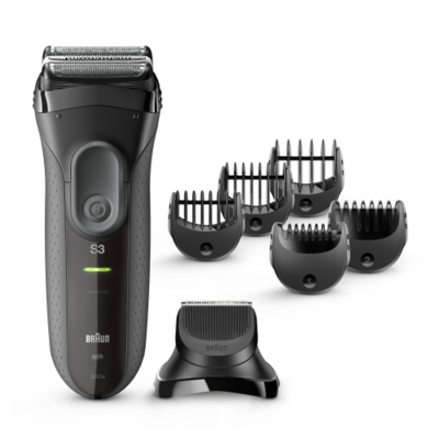 Braun 3000BT pardel Series 3 Shave&Style 3-in-1