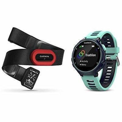 Garmin Forerunner 735XT -GPS- spordikell, sinine , pulsivöö, 010-01614-16