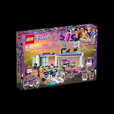 LEGO Friends 41351 Autode tuunimise pood