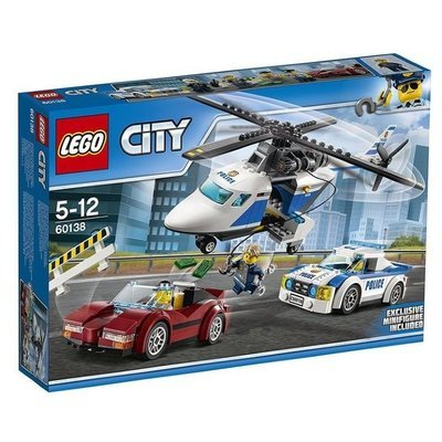 LEGO City 60138 High Speed Chase