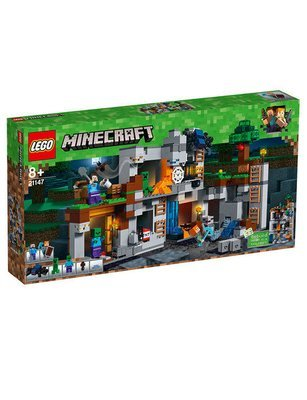 LEGO Minecraft 21147 The Bedrock Adventures