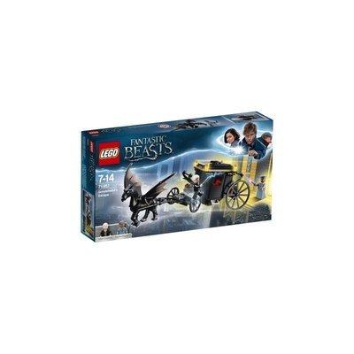 LEGO Fantastic Beasts 75951 Grindelwald's Escape