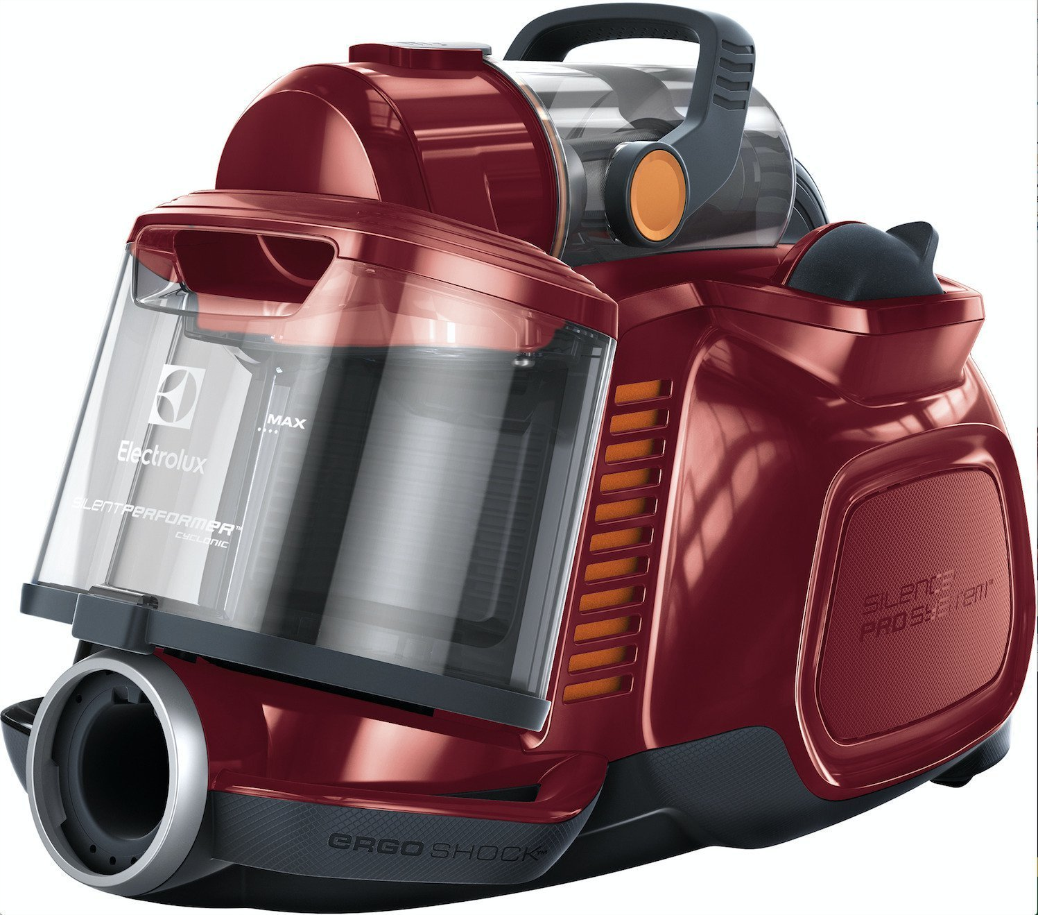 Electrolux SilentPerformer Cyclonic ESPC72RR kotita tolmuimeja