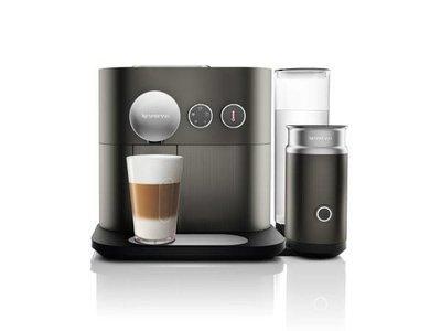 Nespresso Expert Milk kohvimasin, C85-EU-BK-NE