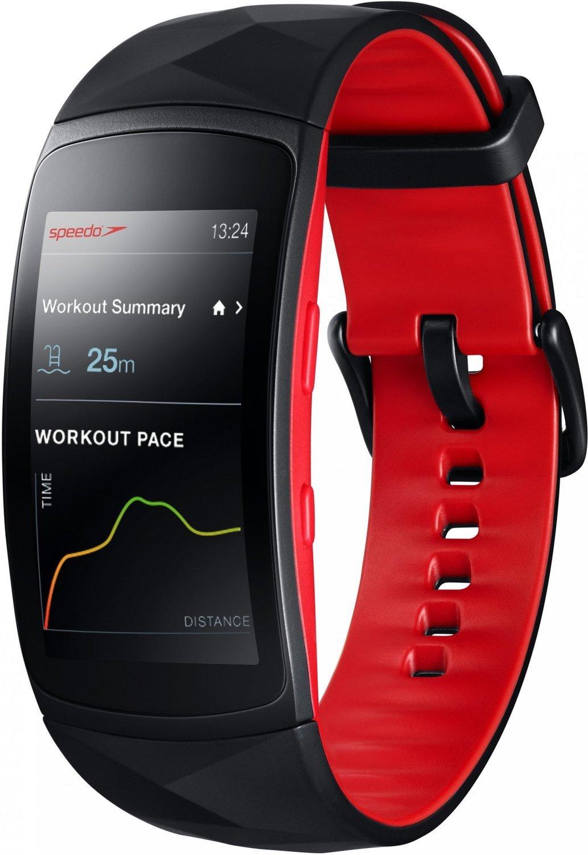 Samsung Gear Fit2 Pro nutikell, punane, L, SM-R365NZRANEE
