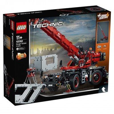 Lego Technic Konarliku maastiku kraana, 42082