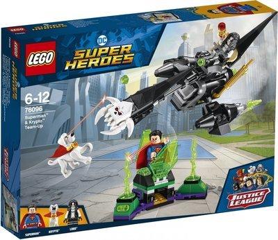 LEGO Super Heroes 76096 Super Heroes Superman & Krypto Team-Up