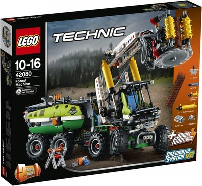 LEGO Techic 42080 Forest Machine
