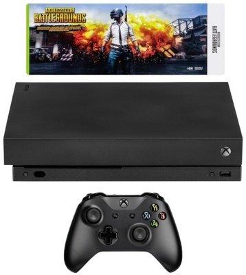 Mängukonsool Microsoft Xbox One X 1TB Playerunknowns Battlegr. USK 18, 4796462