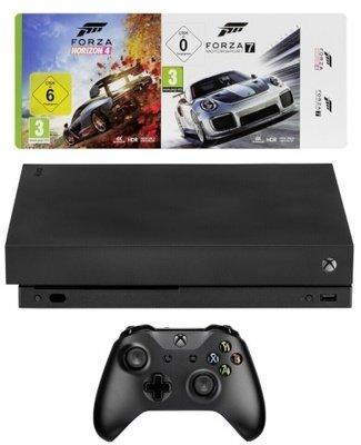 Mängukonsool Microsoft Xbox One X Forza Horizon 4 & Forza MS 7, CYV-00056