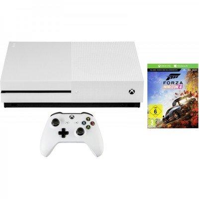 Mängukonsool Microsoft Xbox One S 1TB incl. Forza Horizon 4, 234-00560