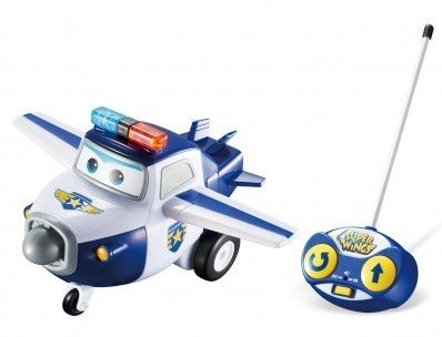 Kaugjuhitav lennuk Super Wings Remote Control Paul, YW710750