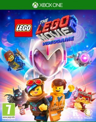 Lego The Movie 2 Videogame Xbox