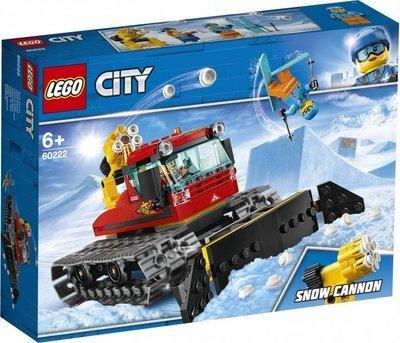 LEGO City Great Vehicles 60222