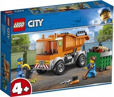 LEGO City Great Vehicles 60220