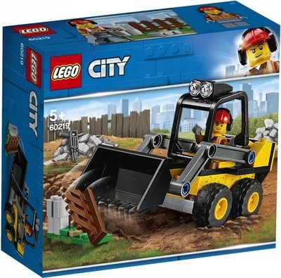 LEGO City Great Vehicles 60219