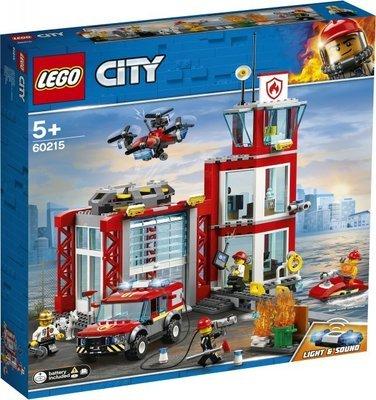LEGO City Fire 60215