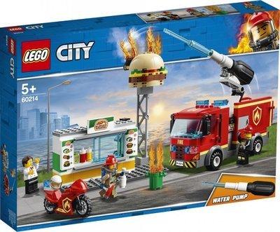 LEGO City Fire 60214