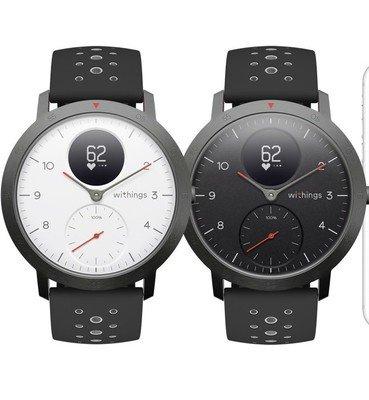 Nokia by Withings Steel HR Sport nutikell