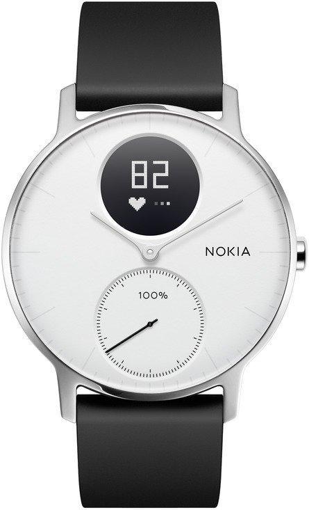 Nokia by Withings Steel HR nutikell, 36 mm