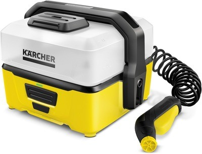 Kärcher Mobile Outdoor Cleaner OC 3 madalsurvepesur, 1.680-000.0