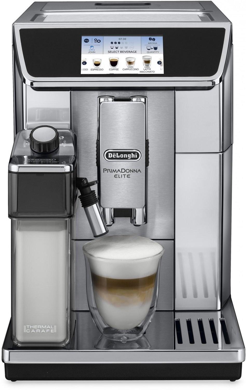 Kohvimasin DeLonghi Primadonna Elite ECAM650.75.MS, 0132219008