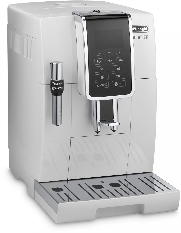 Kohvimasin DeLonghi Dinamica ECAM350.35.W, 0132220018