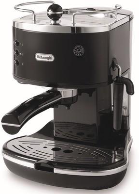 Kohvimasin DeLonghi ECO311BK Icona, must, 0132106078