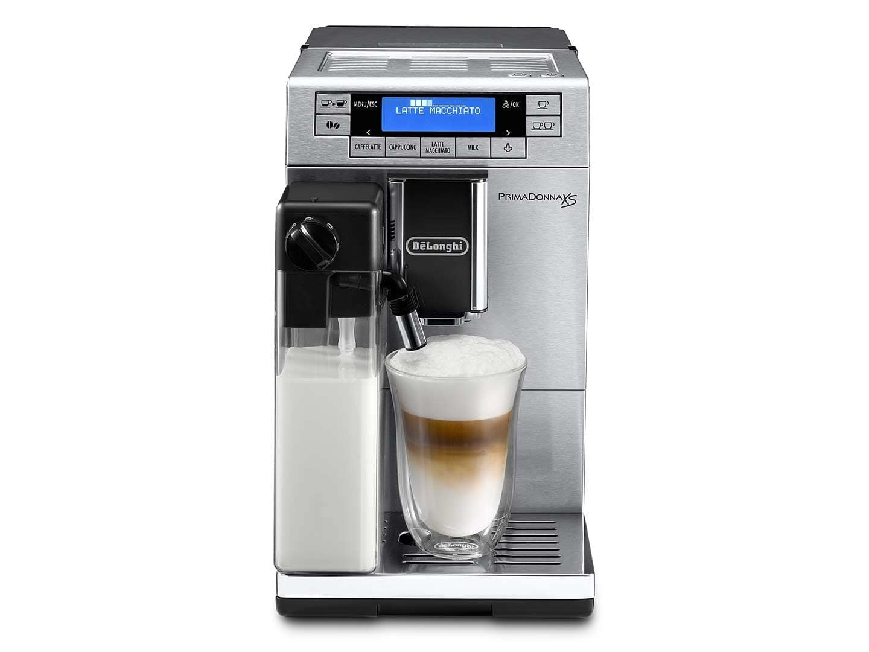 Kohvimasin DeLonghi ETAM36.365M PrimaDonna XS