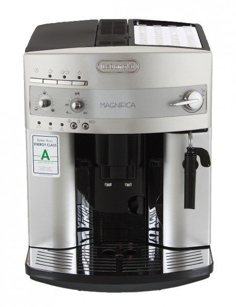 Kohvimasin DeLonghi ESAM 3200.S Magnifica, hõbe