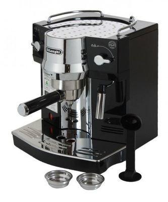 DeLonghi EC820.B espressomasin, must