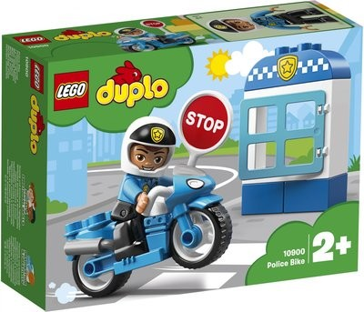 LEGO DUPLO Rescue 10900 Police Bike