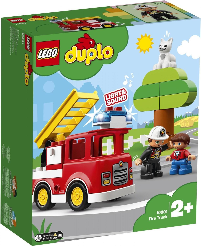 LEGO DUPLO Rescue 10901 - Fire truck