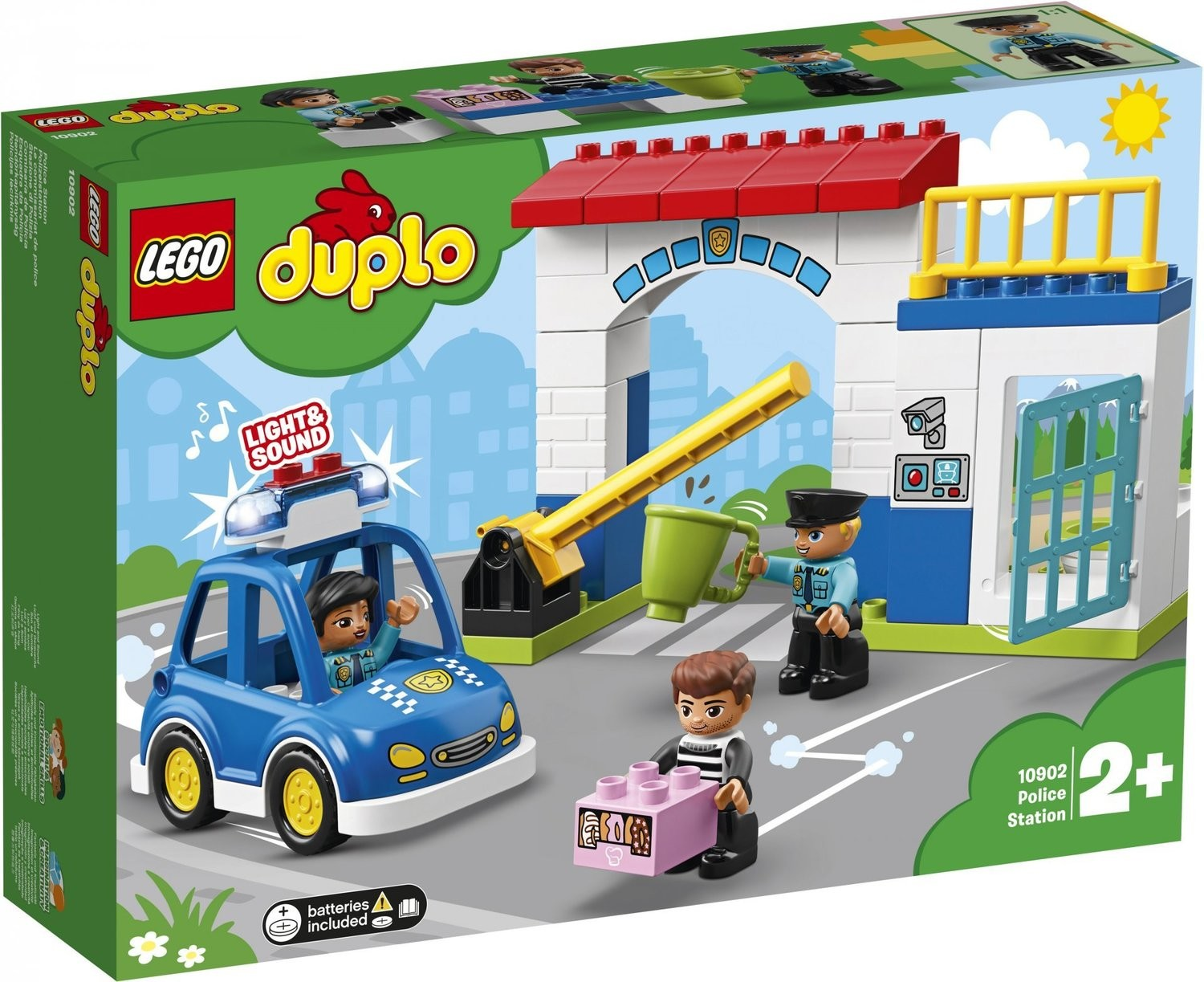 LEGO DUPLO Rescue 10902 - Police Station