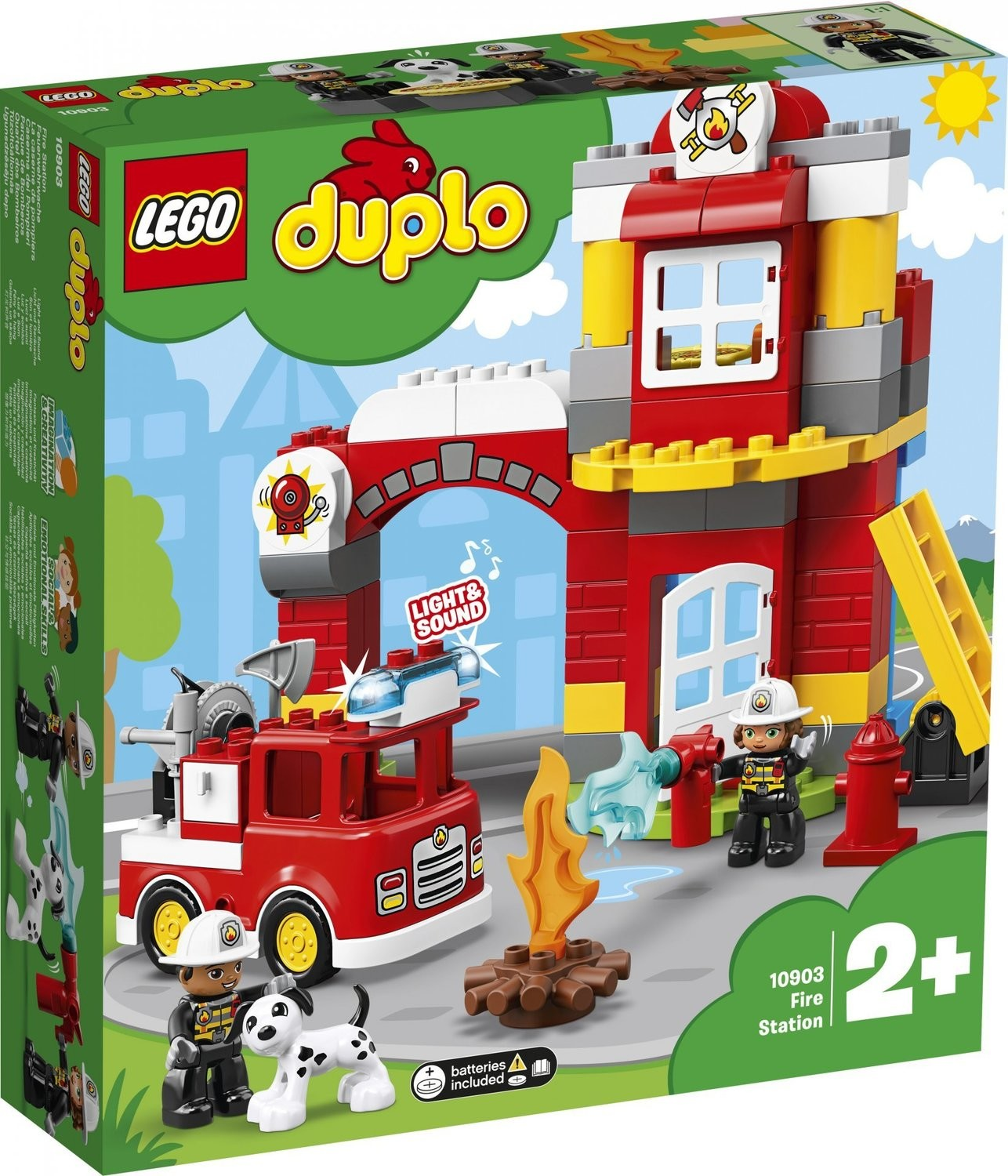 LEGO DUPLO Rescue 10903 Fire Station