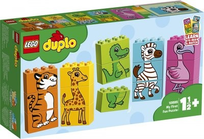 LEGO DUPLO My First 10885 My First Fun Puzzle