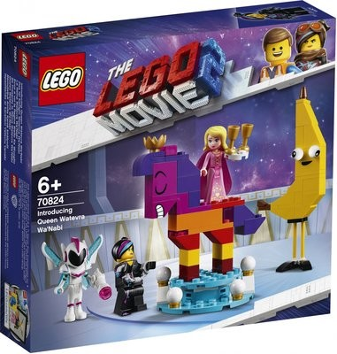 LEGO Movie 2 70824 Queen Watevra Wa'Nabi