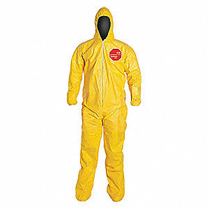 Tychem 2000 Coverall LG