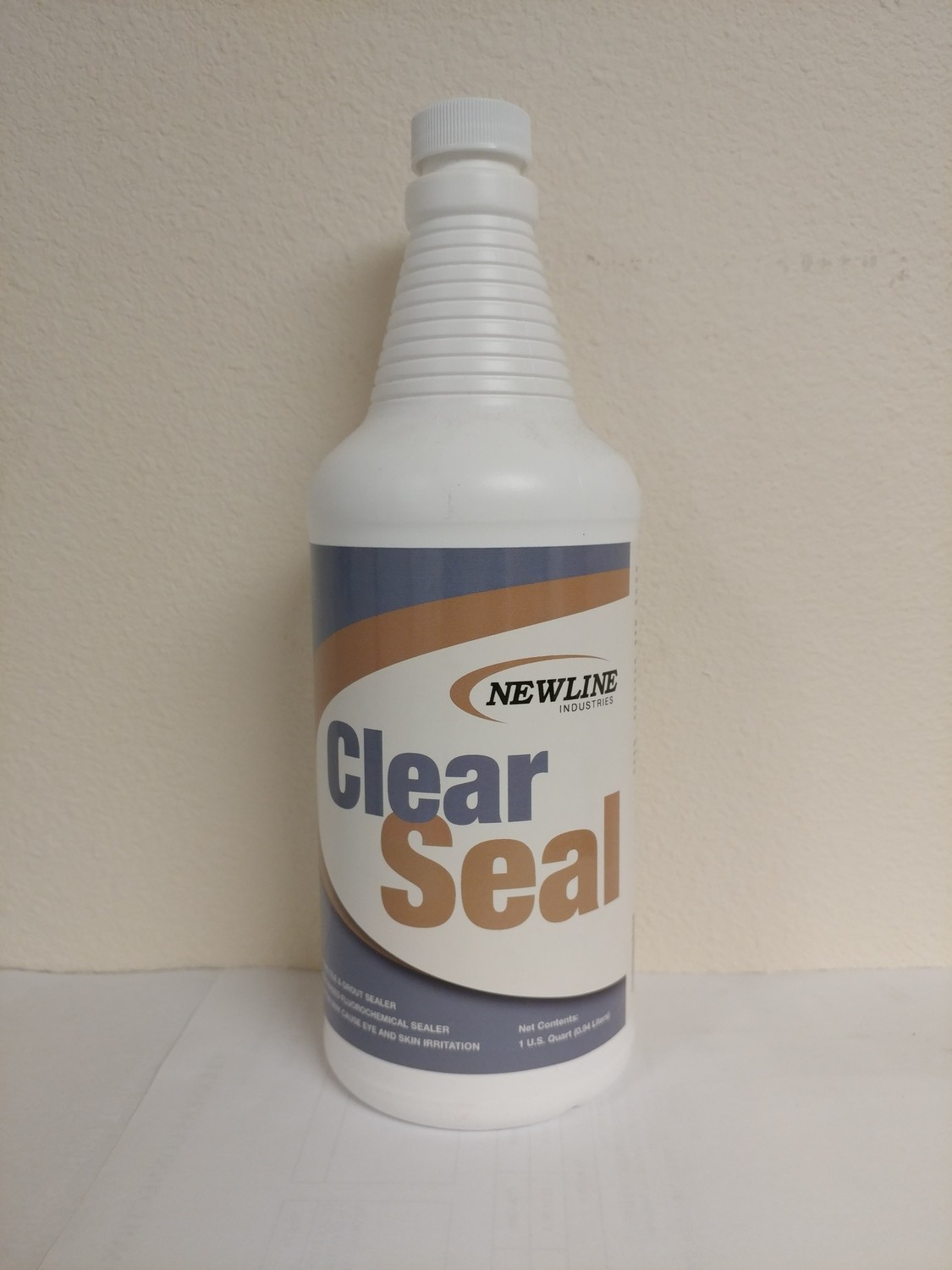 Clear Seal Stone & Grout Sealer, Qt