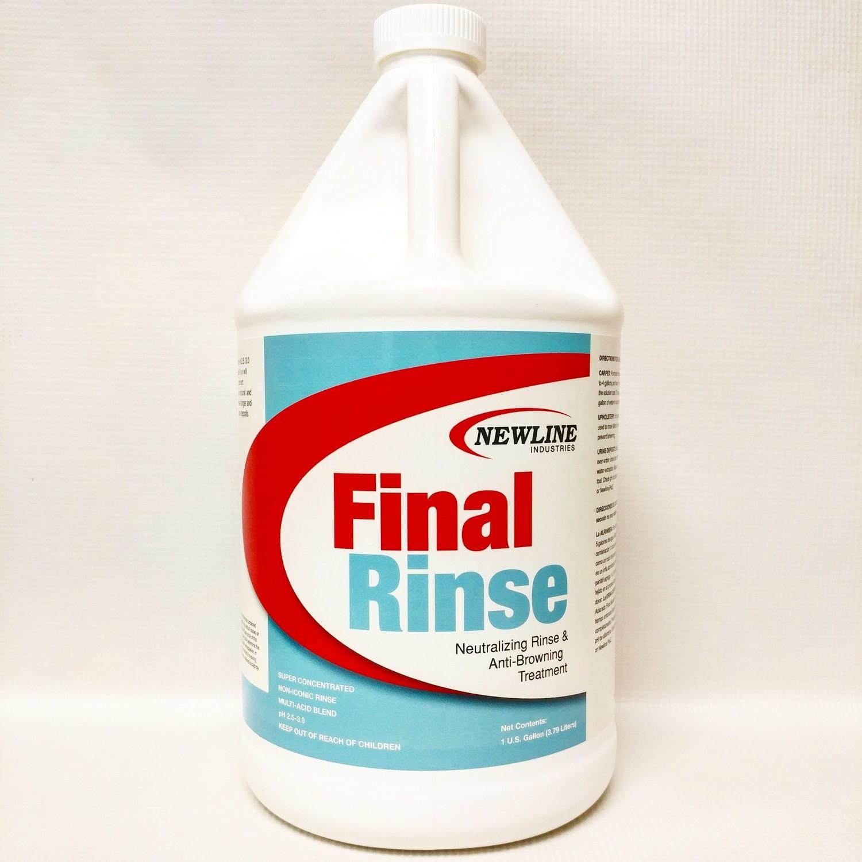 Final Rinse, Gl